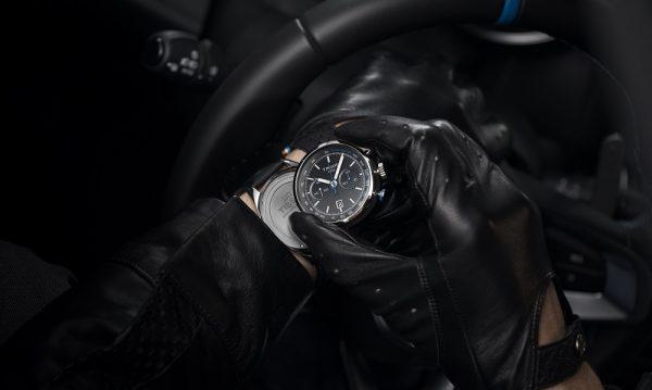 ساعة Alpine On Board الكوارتز من Tissot