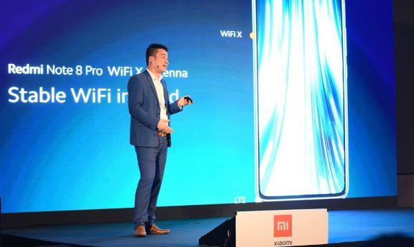 شاومي تطلق سلسلة الهواتف الذكية ريدمي نوت 8