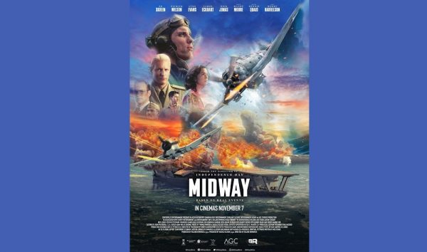 MIDWAY is set to hit the screens on Nov 7th all across UAE & GCC
