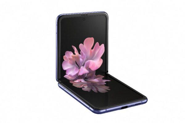 سامسونج تعلن نفاد جميع نسخ جهاز Galaxy Z Flip