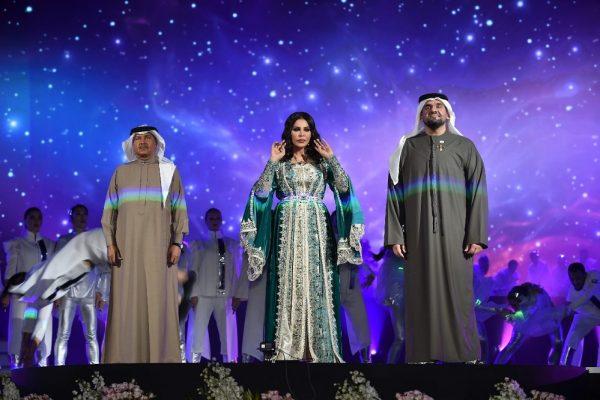 حمد الشرقي يفتتح مهرجان الفجيرة الدولي للفنون