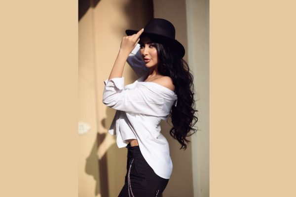 دلال الغزالي ملكة جمال العرب: أحلم بأن أكون مقدمة برامج