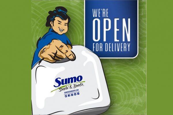 سومو سوشي آند بينتو يطلق خدمات ذكية لطلبات التوصيل إلى المنازل