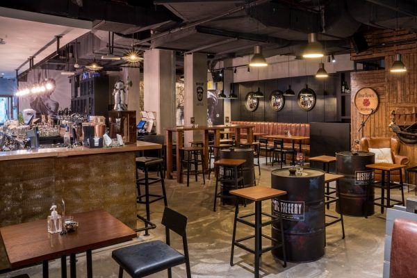 Celebrate 4th July at Distillery Gastropub