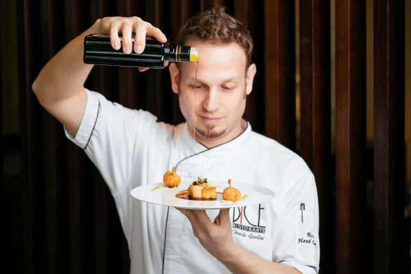 Chef Davide Gardini presents an all new Friday brunch experience at BiCE Ristorante