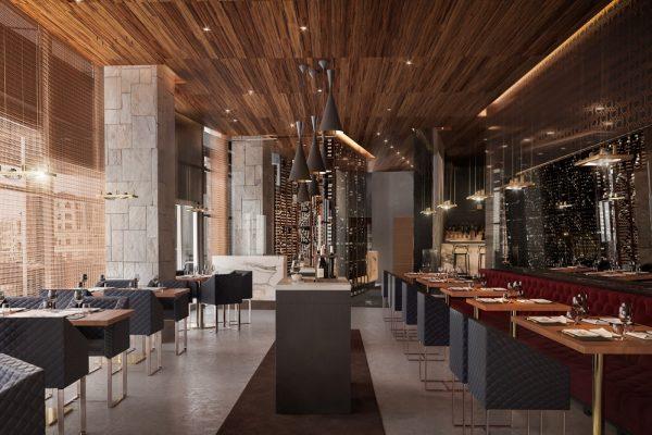 الحدث المرتقب في دبي، افتتاح مطعم وبار 99 سوشي