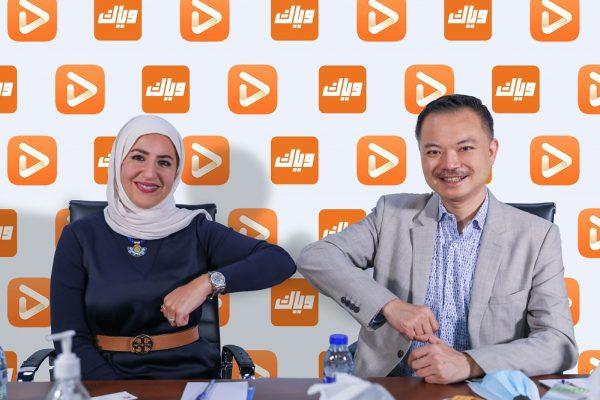 """""""وياك"""" تقدّم آلاف الساعات من المحتوى العربي المتميز عبر أجهزة هواوي وأونور"""