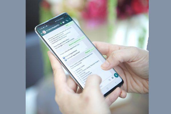 توظيف الذكاء الاصطناعي للارتقاء بالتواصل الصحي في دبي