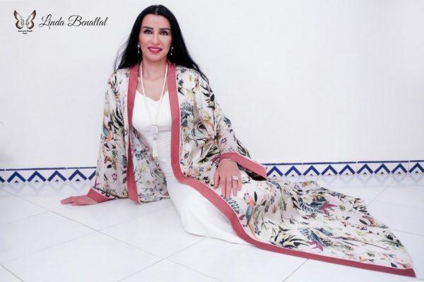 المصممة العالمية «ليندا بن علال» تعود لعالم الأزياء بقوة