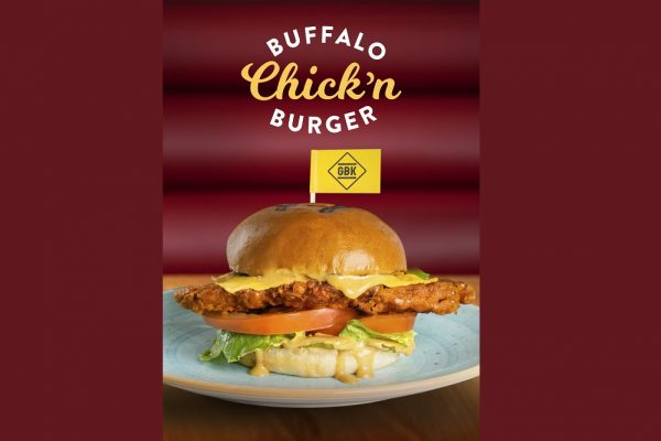 Buffalo Chick'n Burger Launched at GBK UAE