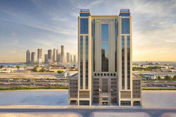 """العلامة الفندقية الصديقة للبيئة """"إليمنت"""" تعلن توسّعها في الشرق الأوسط مع افتتاح فندق إليمنت الجداف"""