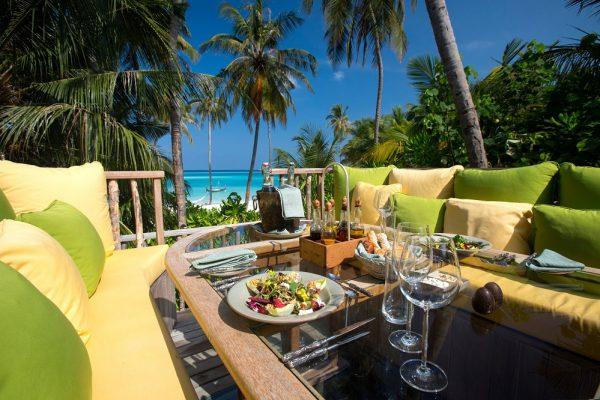 جيلي لانكانفوشي يقدم لضيوفه الملاذ الأمثل في جزر المالديف