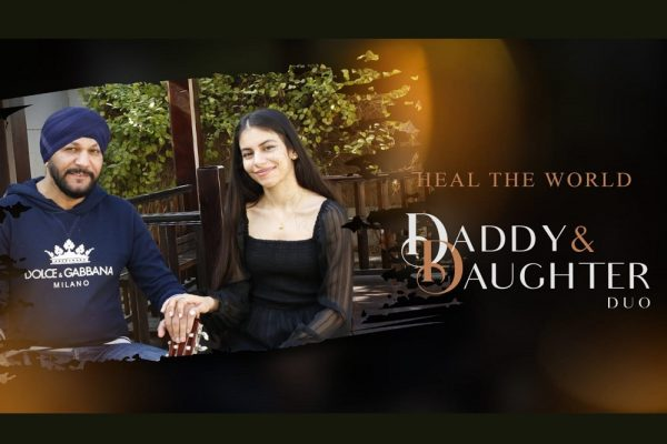 Daddy & Daughter – Healing the World One Note at a Time