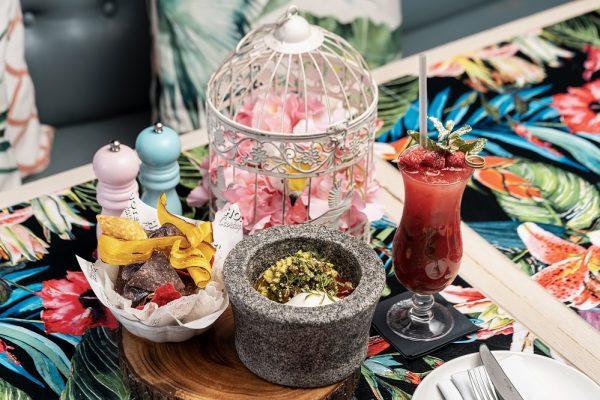 مطعم هوتيل كارتاخينا يستقبل الشهر الفضيل مع إفطار بلمسة أميركية لاتينية