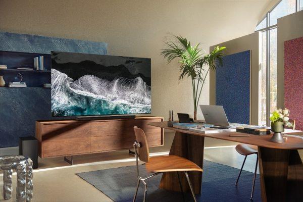 سامسونج تطلق جهاز تلفاز Neo QLED 2021 الجديد في الإمارات
