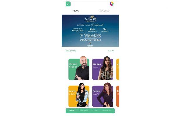 دبي تشهد إطلاق ( Insta Estate) أول منصة تجمع أطراف السوق العقارية