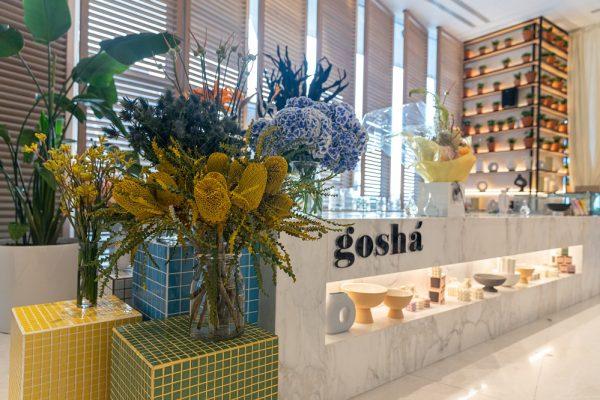 goshá flowers at The Abu Dhabi EDITION