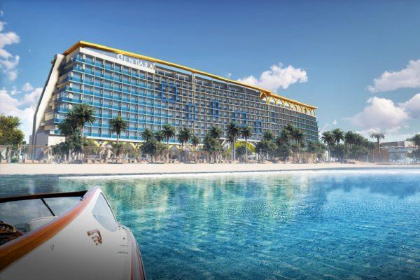 سينتارا تسجل حضورها الأول في الإمارات بافتتاح منتجع ميراج بيتش دبي في أكتوبر