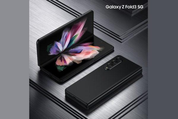 سامسونج تعلن زيادة في الطلب المسبق على Galaxy Z Fold3 5G