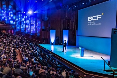 Many investors wait for BCF – Blockchain conference coming up in October